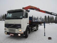 2000 Volvo FH 12-420 6x2 + palf