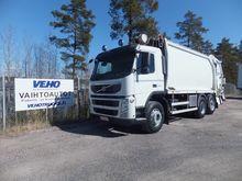 2011 Volvo FM / Norba RL300 6x2