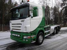 2009 Scania R440 LB8x2