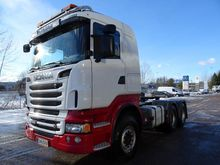 Used 2012 Scania R62