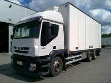 2009 Iveco Stralis AS260S45 KSA
