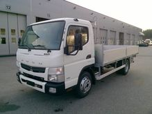 2017 Fuso Canter 7C 18 AMT open