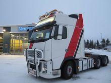 2010 Volvo FH 16.600-6x4-XXL Eu
