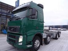 2010 Volvo FH13 500 8x2 platfor