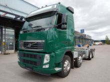2010 Volvo FH13 500 8x2 chassis