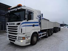 2011 Scania R730 LB 8X4 HNB 4