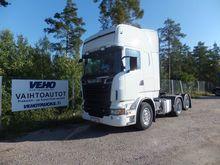 2011 Scania R560 6x2 - Retarder