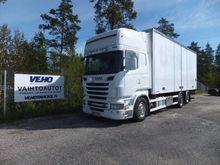 2012 Scania R620 LB6x2HLB