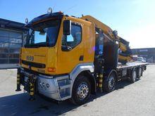 2005 Hino E11M MM-DD 8X2 / 210