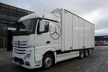 2015 Mercedes-Benz Actros 2551