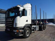 Used 2012 Scania R56