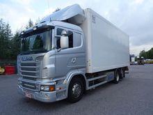 2012 Scania R500 6x2 FRC