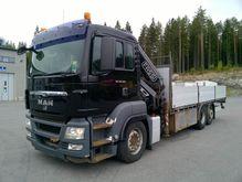 2009 MAN TGS 26-320 6X2