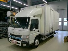 2014 Fuso Canter 7C15AMT / 3850