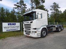 2014 Scania R500 6X2 / 4-4700 +