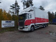 2013 Scania R 480 6x2 / 4/5300