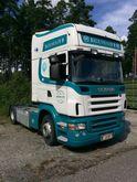 Used 2008 Scania P12