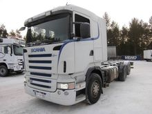 2008 Scania R480 6X2 ADR