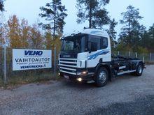Used 2000 Scania P94