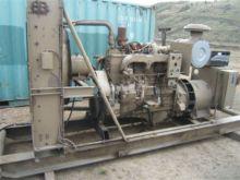 CUMMINS 250 KVA Diesel Genset