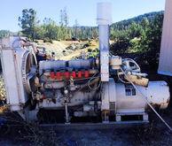 KATO 75 kW Generator with Wauke