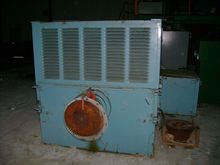 ASEA 2250 KW (3017 HP) Motors