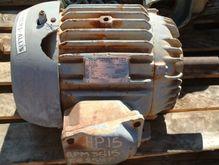 SIEMENS-ALLIS 15 HP Motor