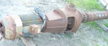 WORTHINGTON Pump with 30 HP mot