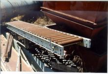 Carton Flat Roller Conveyor