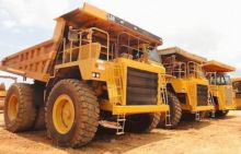 3 Units - CATERPILLAR 777C Off-
