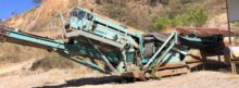 POWERSCREEN Model Chieftain 140