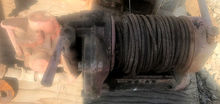 """Model 130776 Winch with 5/16"""" C"""