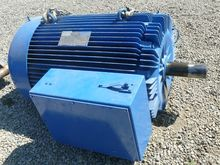 WESTINGHOUSE 250 HP (186 kW) AC