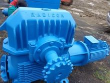 RADICON Geared Motor