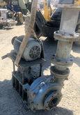 ASH 5 x 4 SRH Pump with 15 HP m