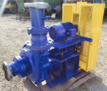 ASH 6 x 6 SRH Pump with 15 HP m