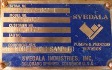 SVEDALA Model No.197277002 Equi