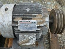 RELIANCE DUTY MASTER A-C 5HP mo
