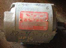 DELCO 1/4 HP Motor