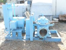 WORTHINGTON 12 X 10 Pump with 1
