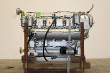 MTU 396 Marine engine V8 – 4 st