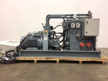 Hydraulic power-pack. Schottel