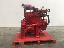 John Deere 4045 Marine engine,