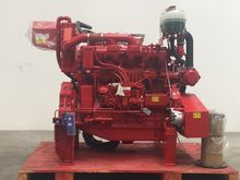 John Deere 6068 Marine engine,