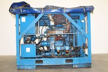 Hydraulic driven Power-Pack.
