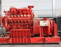 Used Paxman diesel F