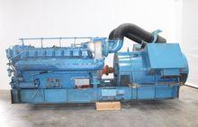 1984 MTU 16 V 396 generator
