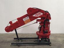 Atlas M1250, 4.5 tons on 1 mete