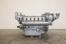 Used MTU V12 396 eng