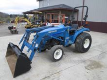Used New Holland TC Tractor for sale in Michigan, USA | Machinio
